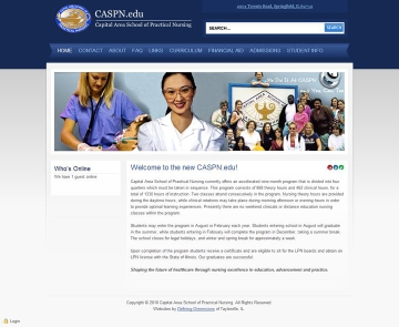 Capital Area School of Practical Nursing (CASPN)
