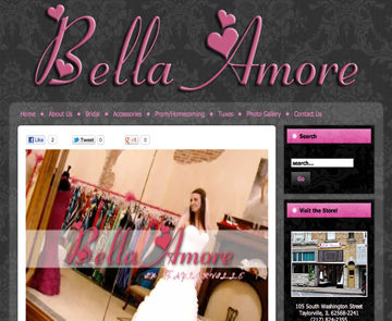 Bella Amore Bridal